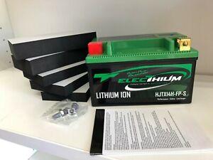 Batteria litio ELECTHIUM HJTX14H-FP-S MOTO GUZZI Nevada 750 Classic 750 2010