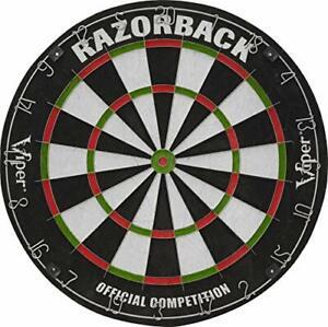 Viper Razorback Sisal Dartboard