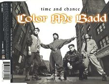 Color Me Badd ‎Maxi CD Time And Chance - Europe (M/EX)