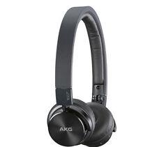 AKG Y45bt Bluetooth Wireless Folding Headphones iPhone Android PHONES Black 480
