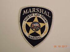 NV Nevada North Las Vegas Marshal Police Patch #79