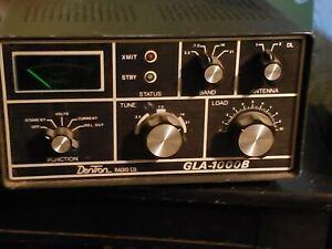 DENTRON GLA-1000B LINEAR AMPLIFIER - HAM RADIO - HF - Up to 400W SSB - MK504