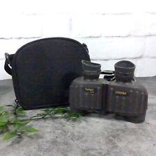 Vintage Safari STEINER 8x30 Germany Sports Auto Focus Black Binoculars w/ Case