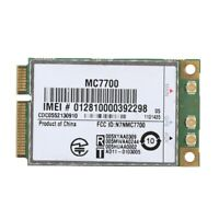 MC7700 PCI-E 100Mbps 3G/4G LTE FDD Embedded Wireless Module for Windows/Linux