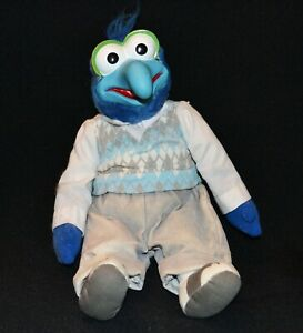 The Muppets Gonzo Plush Vintage 1989 Rare 30cm