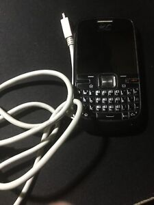 Huawei G6603 - Black - ( Virgin ) Mobile Phone