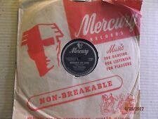 "Mercury 10"" 78/Dick Contino/Goodbye My Love/A Gay Ranchero/E!!!"