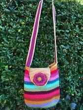 Crochet handmade bag, handmade bag,cross body bag, New