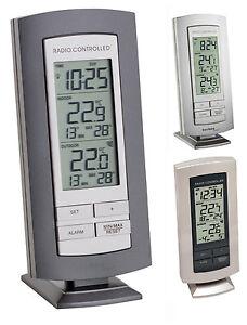 Technoline WS 9140 digitales Funkthermometer Funkwetterstation innen Außensensor