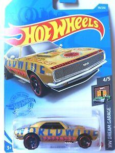 Hot wheels - '67 CAMARO- HW Dream Garage