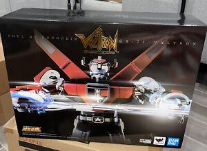 Bandai Soul of Chogokin GX-71 Beast King GoLion Voltron Action Figure NEW In Box