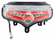 Fanale Posteriore a LED OMOLOGATO Yamaha Majesty 125 S 2014 2015