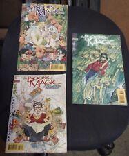 Lot of 3 The Books of Magic Comic Books #28 30 31 Vertigo Rieber Gross Snejbjerg