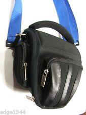 Quick Access Quantaray Camera & Lens Case w/ Zippered Opening, Strap, Handgrip