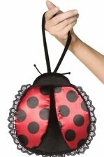Ladybug Ladybird Handbag Purse Hen Night Fancy Dress Costume Accessory