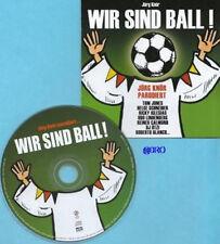 JÖRG KNÖR + Wir sind Ball + Parodie + Satire + Humor + CD + Fußball + Party +