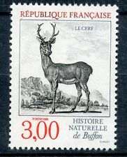 STAMP / TIMBRE FRANCE NEUF N° 2540 ** FAUNE / CERF