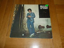 BILLY JOEL - 52nd Street - 1978 UK 9-track vinyl LP