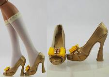 "22""Tonner American Model 1/4 BJD Mini Super Doll Pumps/Shoes/Sandals (22-AS-3"