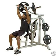 Body Solid Leverage Shoulder Press Machine LVSP