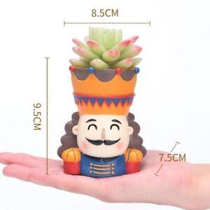 plant pot planters for plants vintage decor bonsai Royal Nutcracker miniature