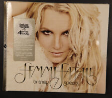 Britney Spears – Femme Fatale - CD, Album, Gatefold  (Box C378)