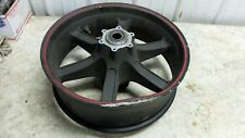 09 2009 1125CR 1125 CR Buell rear back wheel rim