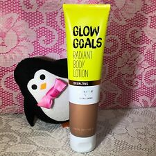 Bath and Body Works Glow Goals Radiant Body Lotion Bronzing Active Skincare