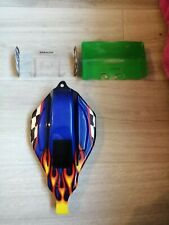 Team Associated Rc10 B4 Body Shell And Wing