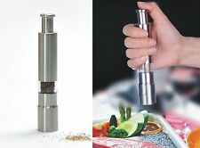 Orii Pump and Grind pepper mill one hand stainless grinder #XmasBonus