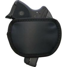 Carry All Black Clip On Concealed Gun Weapon Carry Waist Holster AC208
