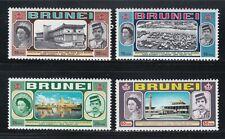 Brunei - Scott #s 176-79