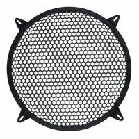 2X(Subwoofer Grid Car Speaker Amplifier Grill Cover Mesh - 10 Inch F6G4)