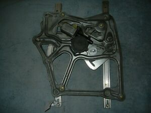 Classic SAAB 900 Convertible Righ Rear 1/4 Window Regulator 1987 - 1994