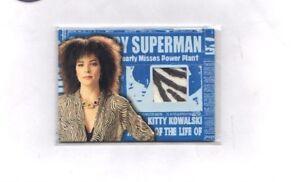 SUPERMAN RETURNS COSTUME CARDS    ... CHOOSE     SELECT /CHOOSE