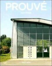 JEAN PROUVE 1901-1984 Nils Peters Modern French Architecture Design Taschen Book