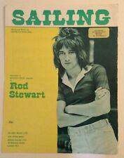 SAILING - GAVIN SUTHERLAND. - SHEET MUSIC