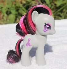 "My Little Pony ""OCTAVIA MELODY"" Brushable ~Excellent!~ 3"" Equestria FiM G4 MLP"