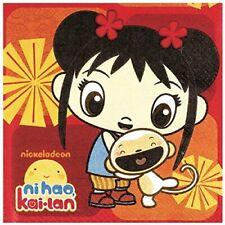 Ni Hao, Kai-Lan Cartoon Nick Jr TV Kids Birthday Party Paper Luncheon Napkins
