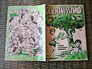 RIVISTA/MAGAZINE=GUERIN SPORTIVO=N°52 1978=GUERINISSIMO=COMPLETO