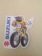 SUZUKI RACING MOTOCROSS STICKER HONDA KAWASAKI HARLEY KTM TOYOTA NISSAN FORD
