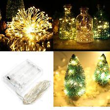 Anschließbare 100 LED Fairy Christmas Wedding Lichterketten