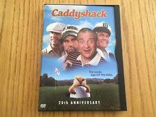 Caddyshack (DVD 20th Anniversary Edition) Chevy Chase, Rodney Dangerfield,