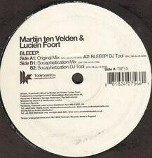 MARTIJN TEN VELDEN & LUCIEN FOORT - Bleeep! - Toolroom Trax