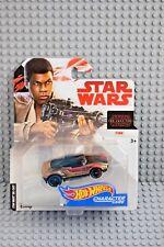 Hot Wheels Character Cars Star Wars Finn  in 1:64 Neu & OVP