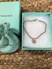 Tiffany and Co Mini Bead Bracelet