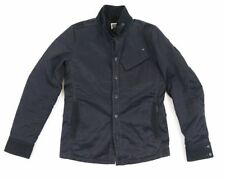 NEW G-STAR RAW RADAR Quilted Overshirt Navy Jacket size SMALL $250