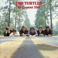 The Turtles 20 Greatest Hits CD (Free Shipping When You Buy 3 or More CD's)