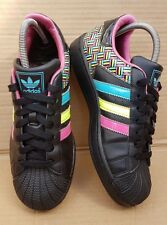 fc3029eb73012b ADIDAS SUPERSTAR TRAINERS SIZE 6 UK BLACK S STAR EXCELLENT RARE SOLD OUT