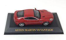 Aston Martin V8 Vantage 2005 •  Ixo CIXJ000041 • 1:43 Diecast • MINT BOXED OVP